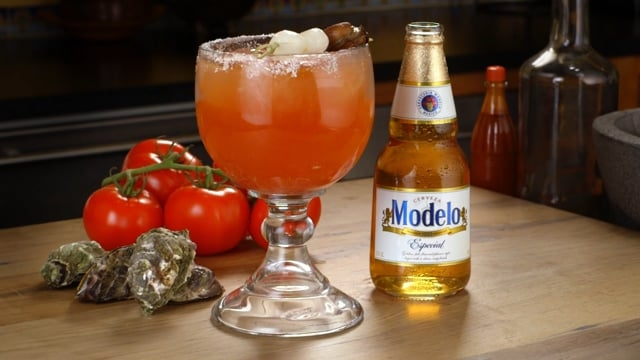 Modelo Michelada Tour with Rick Bayless